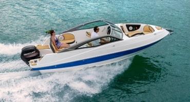 Моторна лодка Fibrafort 210