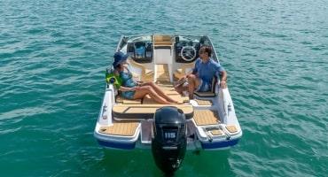 Спортна лодка Fibrafort 210