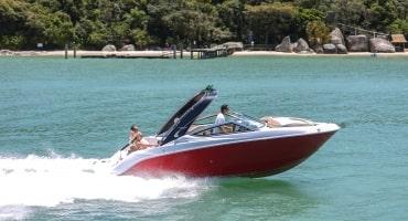 Спортна лодка Fibrafort 255