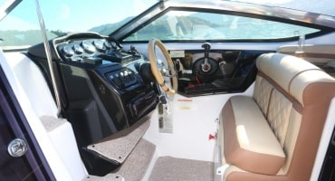 Спортна лодка Fibrafort 255 - управление