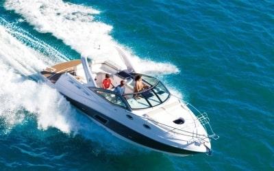 Круизна лодка Fibrafort 330
