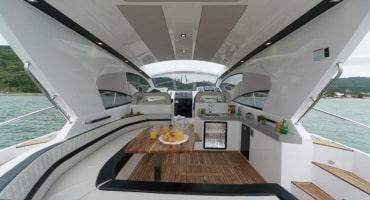 Круизна лодка Fibrafort 420