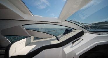 Круизна яхта Fibrafort 420