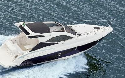 моторна лодка Schaefer 375 HT
