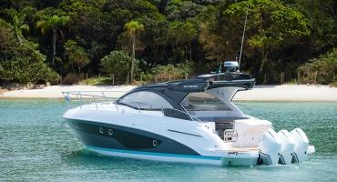 Луксозна яхта Schaefer 400