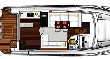 Луксозна яхта Schaefer 640