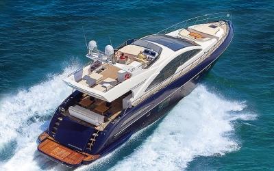 Луксозна яхта Schaefer 830